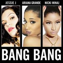 Picture of a band or musician: Jessie J, Ariana Grande & Nicki Minaj