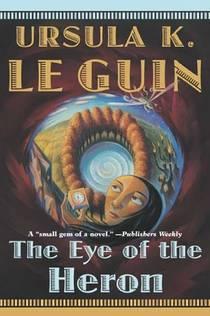 Picture of a book: The Eye of the Heron