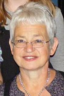 Picture of an author: Jacqueline Wilson