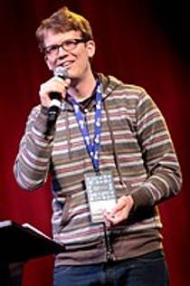 Picture of an author: Hank Green