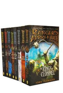 Picture of a book: Rangers Apprentice Bundle Books 1-8