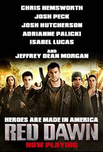 Picture of a movie: Red Dawn
