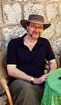 Picture of an author: Guy Gavriel Kay