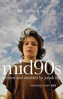 Picture of a movie: Mid90s