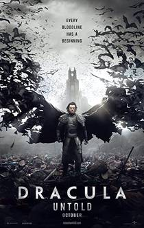 Picture of a movie: Dracula Untold