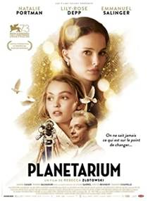 Picture of a movie: Planetarium