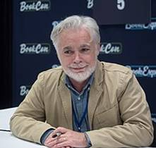 Picture of an author: Eoin Colfer