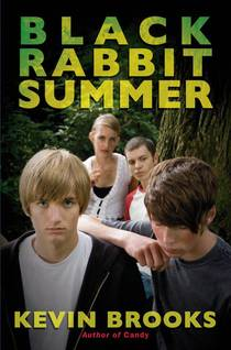 Picture of a book: Black Rabbit Summer