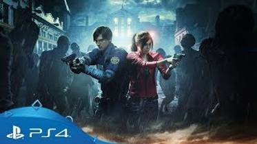 Picture of a game: Resident Evil