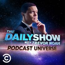 Picture of a podcast: The Daily Show Podcast Universe