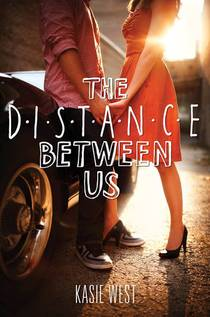 Picture of a book: The Distance Between Us