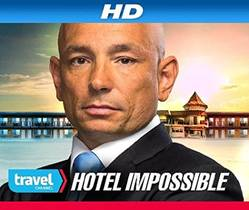 Picture of a TV show: Hotel Impossible