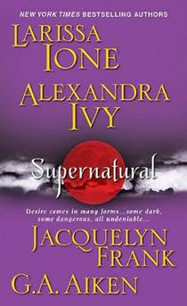 Picture of a book: Supernatural