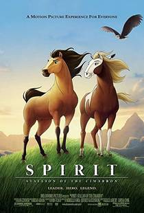 Picture of a movie: Spirit: Stallion Of The Cimarron