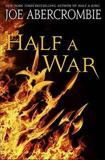 Picture of a book: Half A War