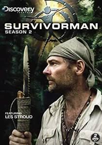 Picture of a TV show: Survivorman