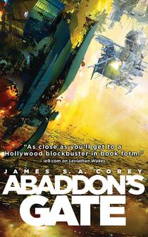 Picture of a book: Abaddon's Gate