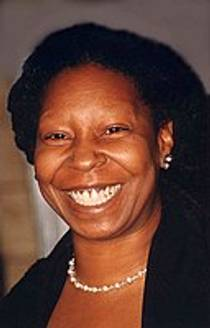 Picture of an author: Whoopi Goldberg