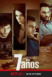 Picture of a movie: 7 Años