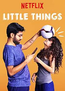 Picture of a TV show: Little Things