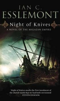 Picture of a book: Night Of Knives
