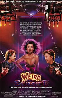 Picture of a movie: Weird Science