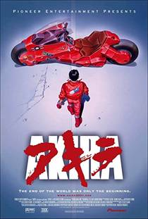 Picture of a movie: Akira