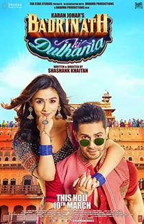 Picture of a movie: Badrinath Ki Dulhania