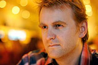 Picture of an author: Nick Harkaway