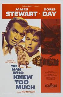 Picture of a movie: The Man Who Knew Too Much