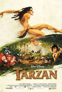 Picture of a movie: Tarzan