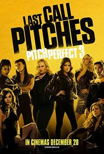 Picture of a movie: Pitch Perfect 3