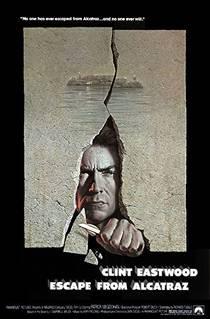 Picture of a movie: Escape From Alcatraz