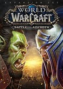 Picture of a game: World Of Warcraft: Battle For Azeroth