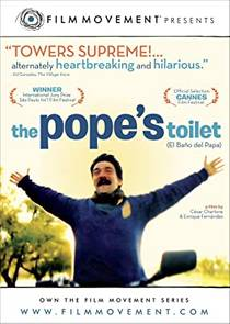 Picture of a movie: The Pope's Toilet