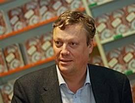 Picture of an author: Jonas Jonasson
