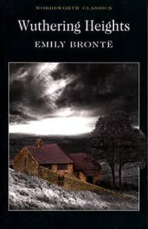 Picture of a book: Wuthering Heights