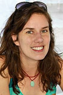 Picture of an author: Leslie Jamison