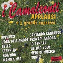 Picture of a band or musician: I Camaleonti