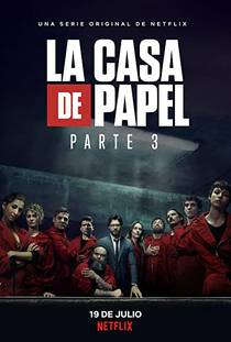 Picture of a TV show: Money Heist