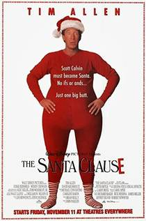 Picture of a movie: The Santa Clause