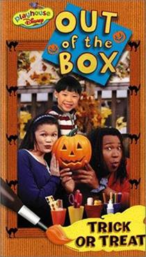 Picture of a TV show: Out Of The Box