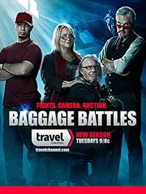 Picture of a TV show: Baggage Battles