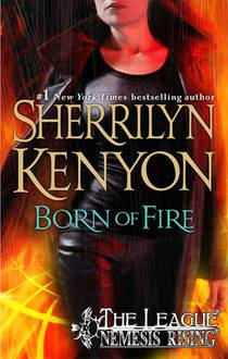 Picture of a book: Born Of Fire