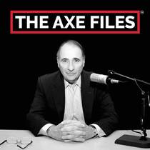 Picture of a podcast: The Axe Files with David Axelrod