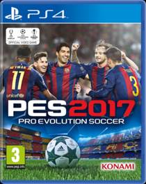 Picture of a game: Pro Evolution Soccer 2017
