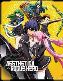 Picture of a TV show: Aesthetica Of A Rogue Hero