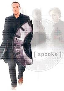 Picture of a TV show: Spooks