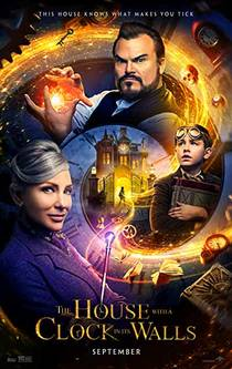Picture of a movie: The House With A Clock In Its Walls
