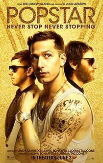 Picture of a movie: Popstar: Never Stop Never Stopping
